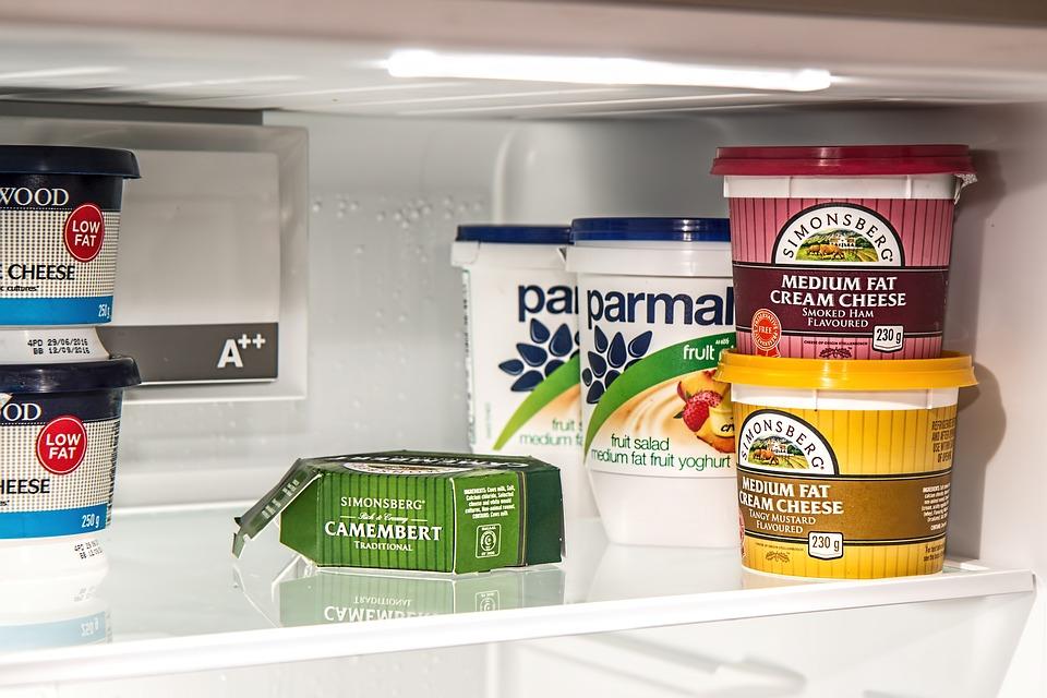 Pour sélectionner votre réfrigérateur
